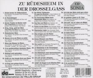 Zu Ruedesheim I D Drosselgass