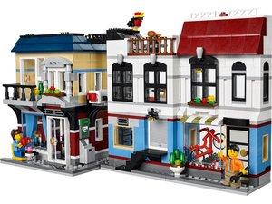 LEGO® Creator 31026 - Fahrradladen&Cafe