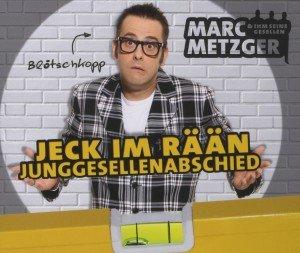 Jeck Im Rään (Junggesellenabschied)