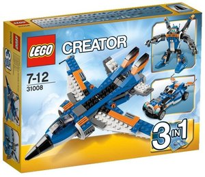 LEGO® Creator 31008 - Power Jet