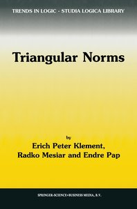 Triangular Norms