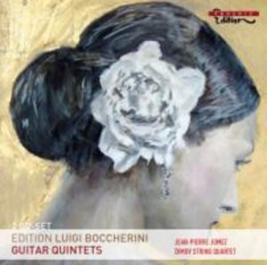 Jumez/Dimov String Quartet: Gitarrenquintette