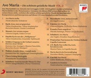 Ave Maria - Die schönste geistliche Musik