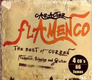 Caracter Flamenco (Box 4 CDs)