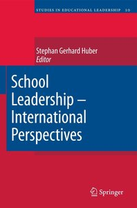 School Leadership - International Perspectives