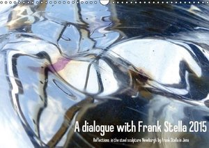 A dialogue with Frank Stella / UK-Version / birthday calendar (W