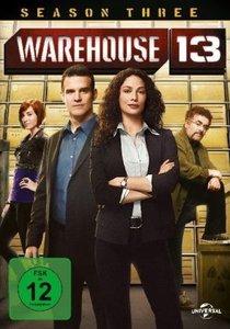 Warehouse 13 - Season 3