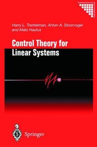 Control Theory for Linear Systems