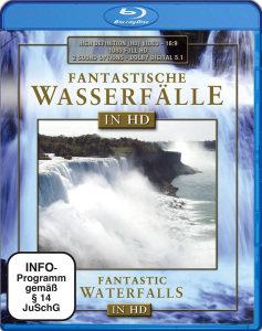 Wasserfälle In HD-Blu Ray,Fantastische