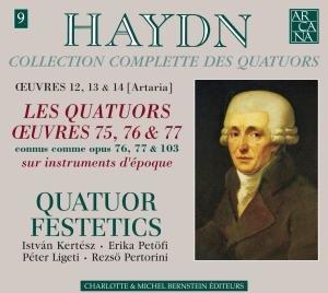 Streichquartette op.76,77 & 103