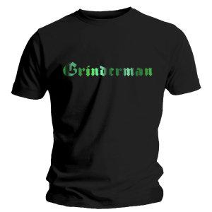 Green Foil Logo (T-Shirt Größe M)