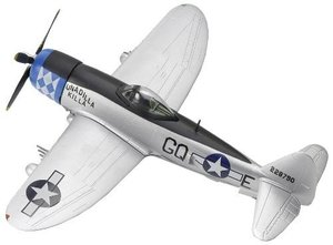 Revell 00406 - Republic P-47D Thunderbolt, Maßstab 1:72