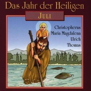 Jahr Der Heiligen-Juli-