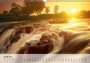 Precious Water (Wall Calendar 2015 DIN A3 Landscape)