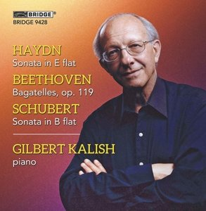 Gilbert Kalish plays Haydn,Beethoven and Schubert