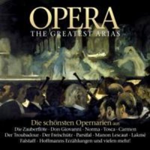 Opera-The Greatest Arias