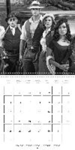 The 20th Century - Gangsters, girls and guns (Wall Calendar 2015