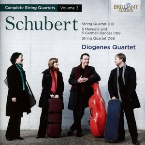 Complete String Quartets Vol.3