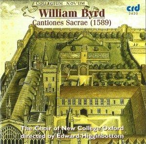 Byrd: Cantiones Sacrae (1589)