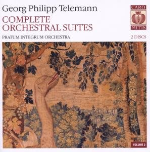 Sämtliche Orchestersuiten Vol.2