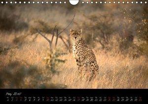 South Africa / UK-Version (Wall Calendar 2015 DIN A4 Landscape)