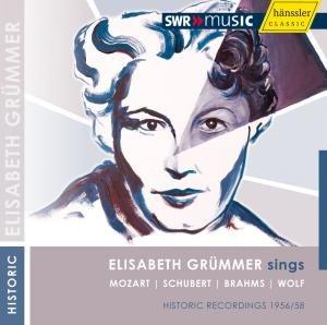 Elisabeth Grümmer Singt
