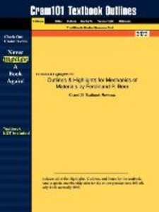 Outlines & Highlights for Mechanics of Materials by Ferdinand P.