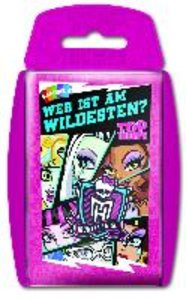 Top Trumps - Monster High