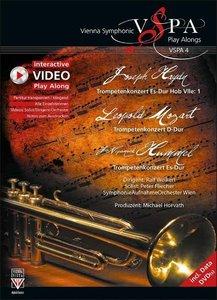 Konzert für Trompete und Orchester Es-Dur Hob VIIe:1/D-Dur/Es-Du
