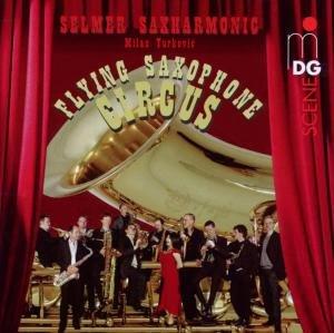 Flying Saxophone Circus