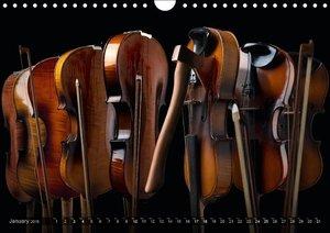 Musica fabulosa (Wall Calendar 2015 DIN A4 Landscape)