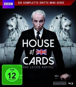 House of Cards - Die komplette 3. Mini-Serie