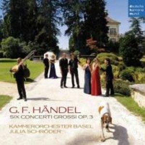 Six Concerti Grossi op. 3