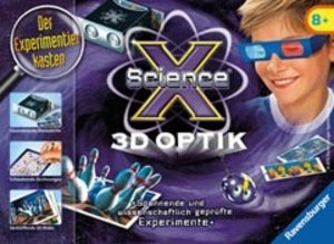 Ravensburger 18763 - ScienceX® 3D Optik
