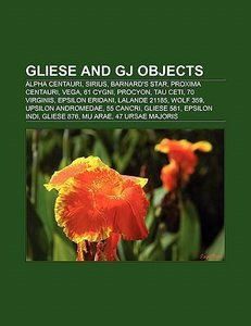 Gliese and GJ objects