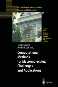 Computational Methods for Macromolecules: Challenges and Applica