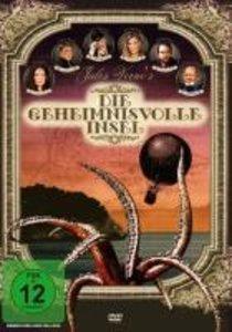 Die Geheimnisvolle Insel (DVD)