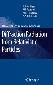 Diffraction Radiation from Relativistic Particles