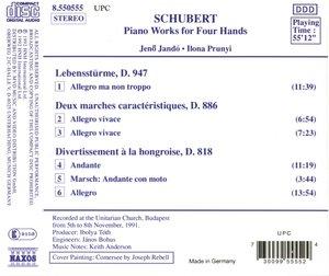 Werke Für Klavier Vierhändig
