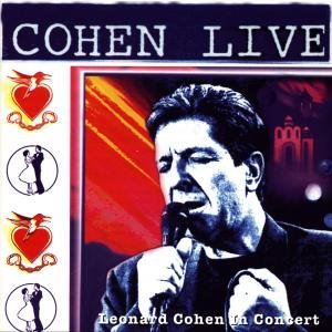 Cohen Live-Leonard Cohen Live In Concert