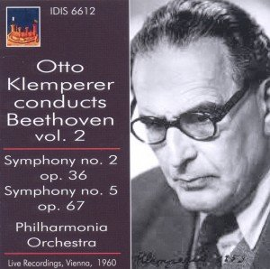 Klemperer Dirigiert Beethoven Vol.2