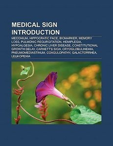 Medical sign Introduction