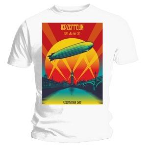 Celebration Day (T-Shirt,Weiss,Größe M)