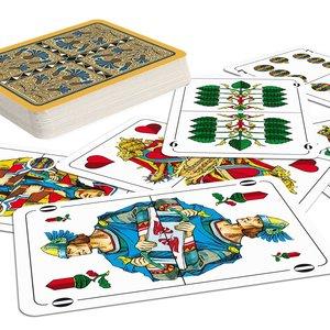 ASS Altenburger Spielkarten 70204 - Skat, Deutsches Bild, Faltsc