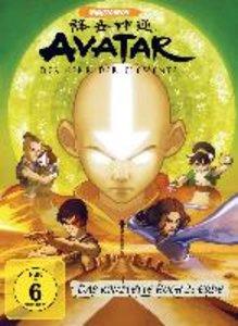 Avatar - Der Herr der Elemente, Das komplette Buch 2: Erde