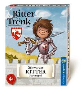 Der kleine Ritter Trenk Kartenspiel Schwarzer Ritter