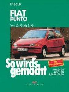 So wird's gemacht, Fiat Punto ab 10/93