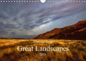 Heeb, C: Great Landscapes Christian Heeb / UK Version