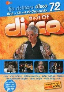 disco 72-disco mit Ilja Richter-Buch+CD