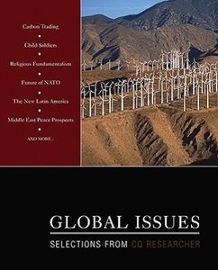 Global Issues: Selections from CQ Researcher